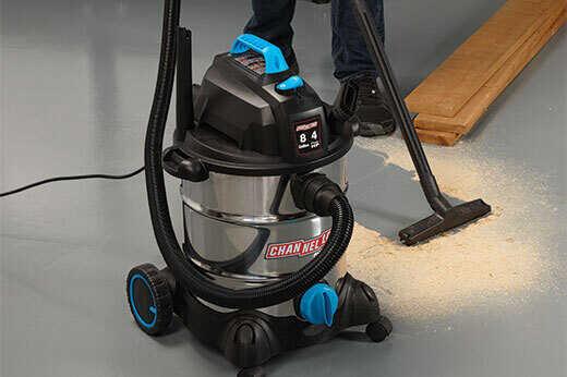 Channellock Wet/Dry Vacuum