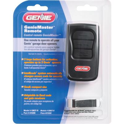 GenieMaster 3-Button Garage Door Remote