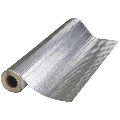 MFM Peel & Seal 36 In. X 33-1/2 Ft. Aluminum Roofing Membrane