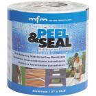 MFM Peel & Seal 6 In. X 33.5 Ft. Aluminum Roofing Membrane Image 1
