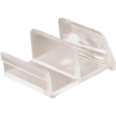 Prime-Line Clear Tub & Shower Enclosure Bottom Guide (2 Count)