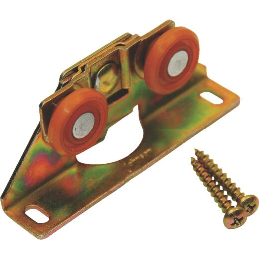 Johnson Hardware 7/8 In. Double Wheel Universal Pocket Door Hanger