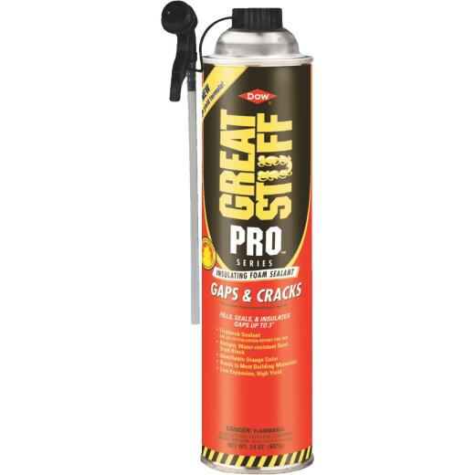 GREAT STUFF PRO Gaps & Cracks 24 Oz. Insulating Foam Sealant