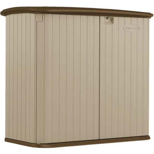32CUFT HORZ STORAGE SHED