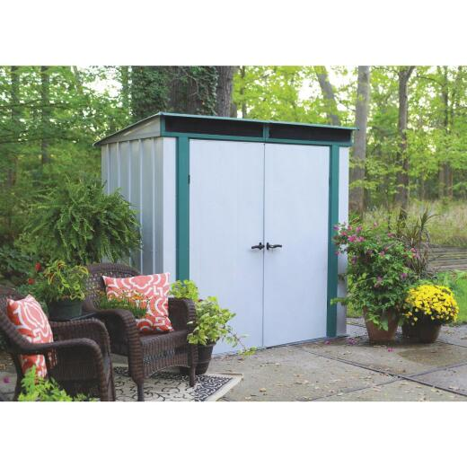 Arrow EuroLite 6X4 Storage Shed