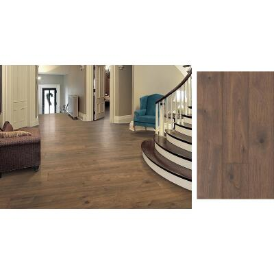 Mohawk RevWood Plus Elderwood Bungalow Oak 7-1/2 In. W x 54-11/32 In. L Laminate Flooring (16.98 Sq. Ft./Case)