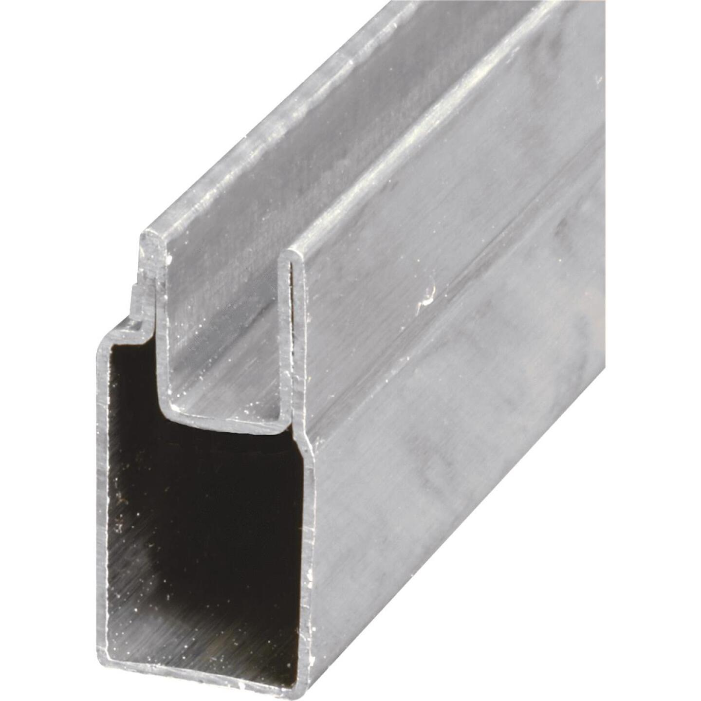 Prime-Line 3/8 In. x 25/32 In. x 94 In. Mill Aluminum Window Frame Image 2