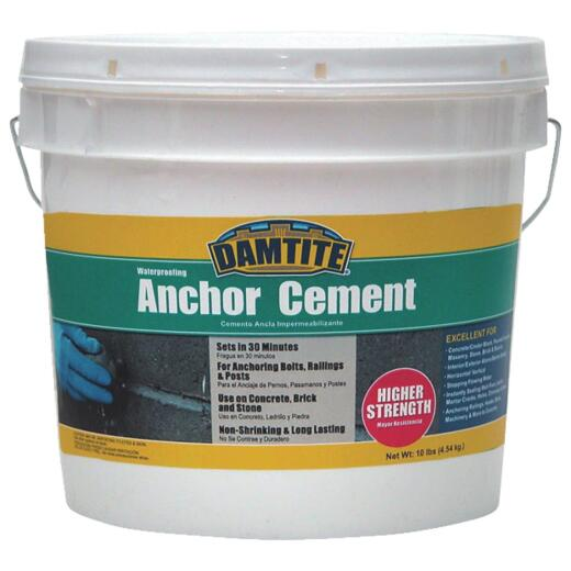 Damtite 10 Lb. Waterproofing Anchor Cement