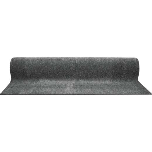 Multy Home 6 Ft. W x 100 Ft. Gray Indoor/Outdoor Grass Carpet Roll
