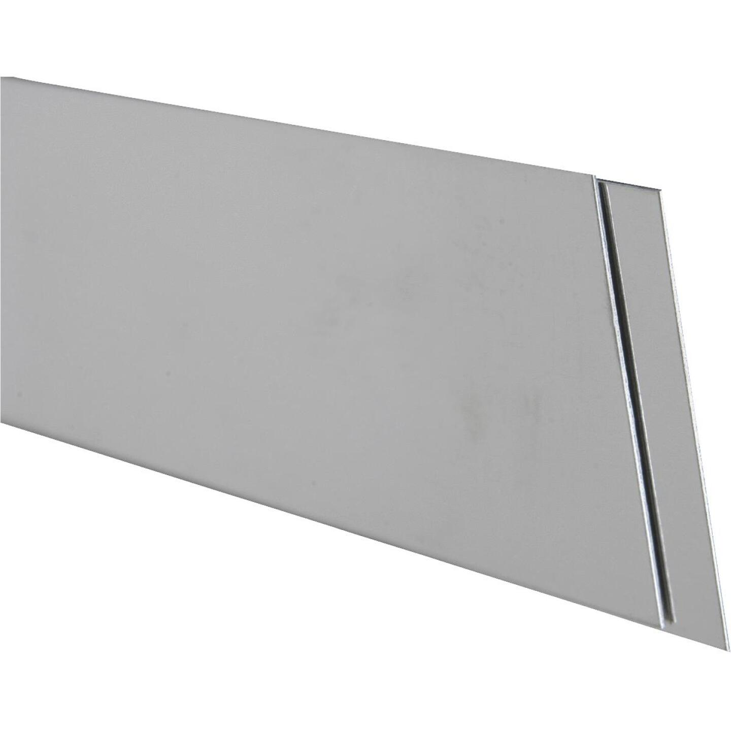 K&S Stainless Steel 1/2 In. x 12 In. Strip Stock Image 1