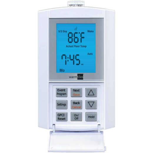 Easy Heat 120V Programmable Thermostat