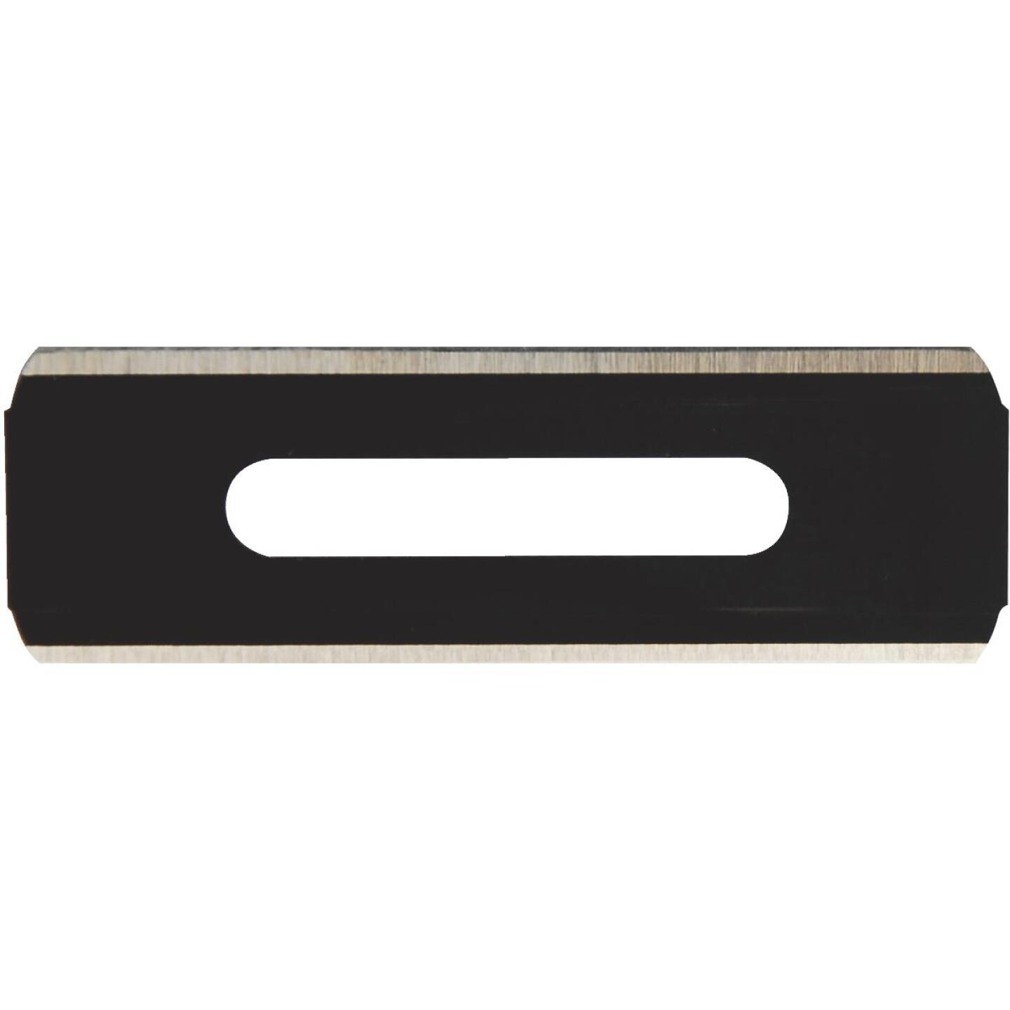 Roberts Heavy-Duty Double Edge Slotted 2-1/4 In. Utility Knife Blade (10-Pack) Image 1