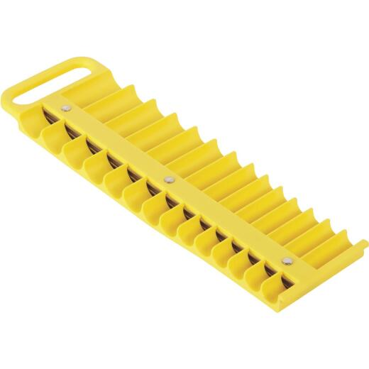 Channellock 3/8 In. Plastic Socket Holder Tray with Magnetic Holder and Back
