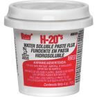 Oatey H-205 8 Oz. Water Soluble Soldering Flux, Paste Image 1
