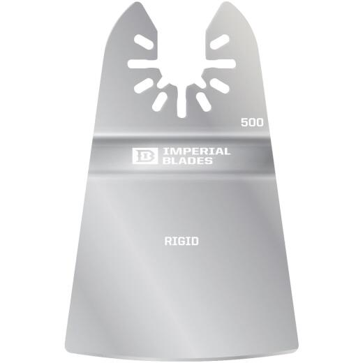 Imperial Blades One Fit 2 In. Stainless Steel Scraper Oscillating Blade