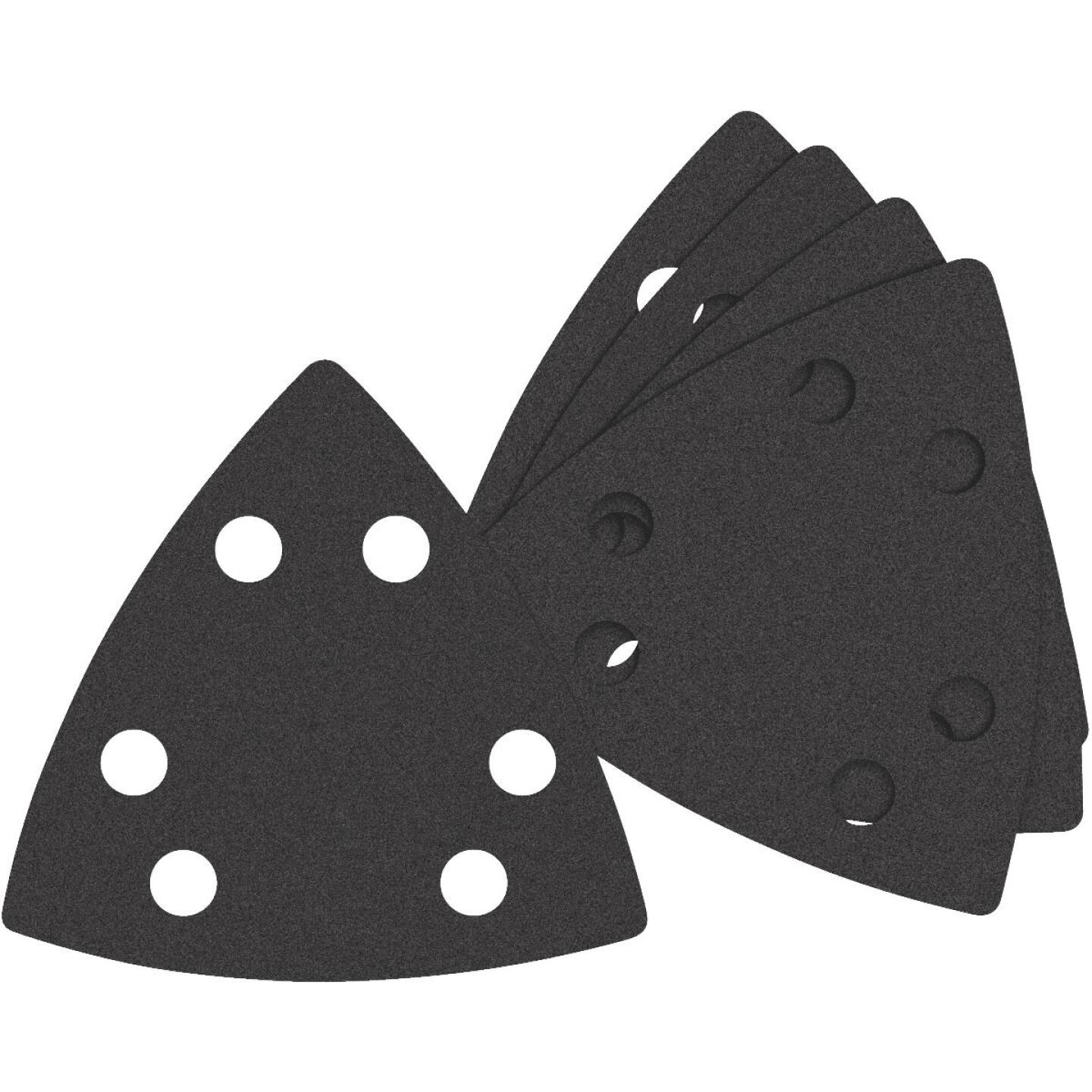 Imperial Blades One Fit 60 Grit Oscillating Sandpaper (5-Pack) Image 1