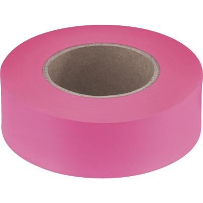 Empire 200 Ft. x 1 In. Pink Flagging Tape
