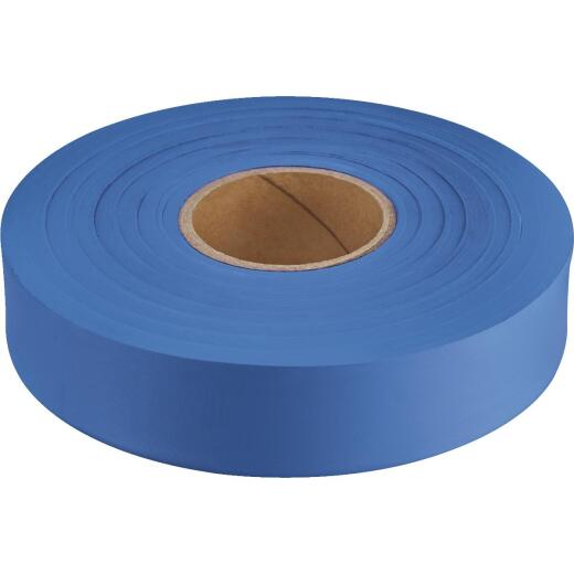 Empire 600 Ft. x 1 In. Blue Flagging Tape