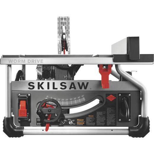 SKILSAW 15-Amp 10 In. Worm Drive Table Saw