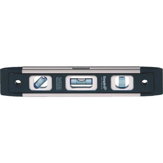 Empire True Blue 9 In. Aluminum Magnetic Heavy-Duty Torpedo Level