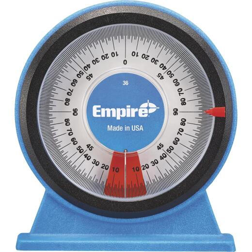 Empire Plastic Magnetic Protractor