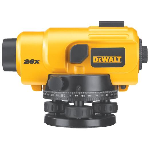 Dewalt 26x Magnifying Auto Sight Level