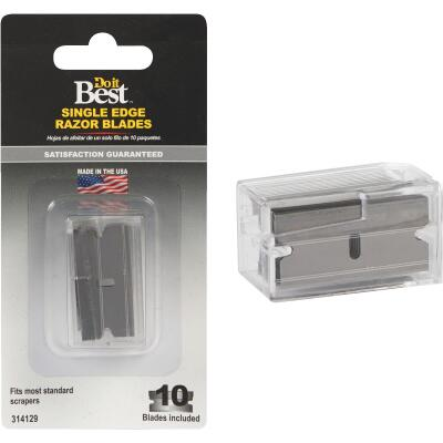 Do it Best Single Edge Razor Blades (10-Pack)