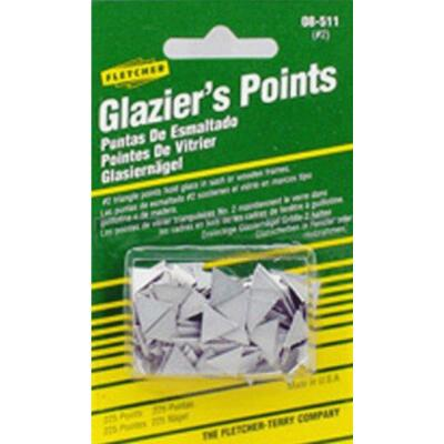 Fletcher Terry Triangle Glazier Points