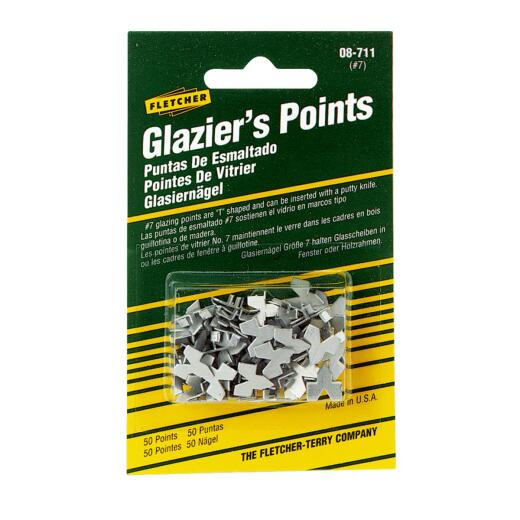 Fletcher Terry Glazier Push Points
