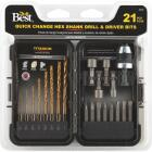 Do it 21-Piece Titanium Drill and Drive Set Image 2