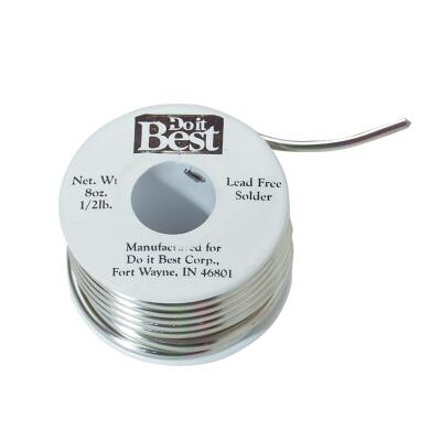 Do it Best 1/2 lb Solid 95% Tin, 5% Antimony Solder