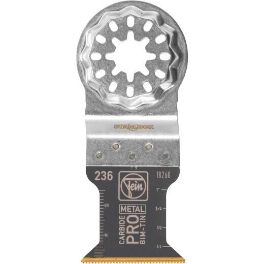 Fein E-Cut Carbide Pro 1-3/8 In. Oscillating Blade (3-Pack)