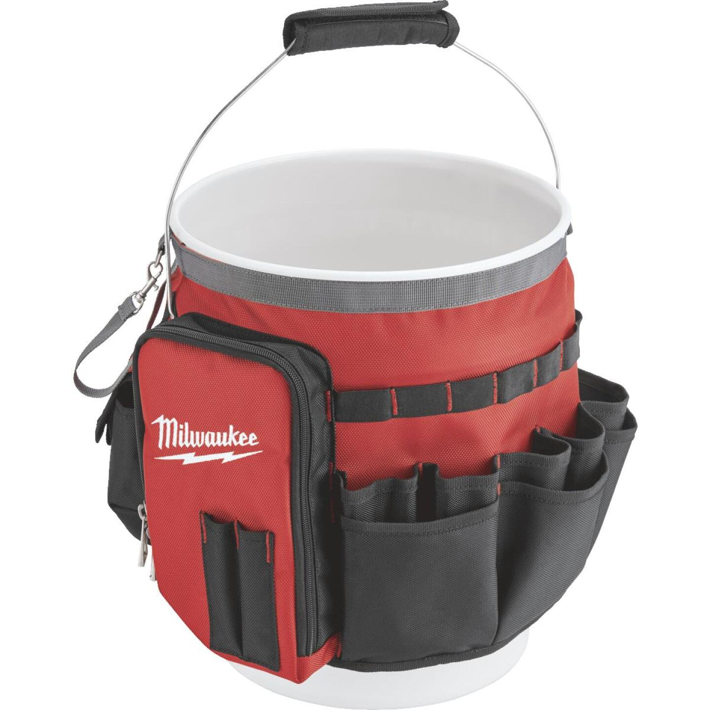 Milwaukee 32-Pocket Tool Bucket Organizer Image 1