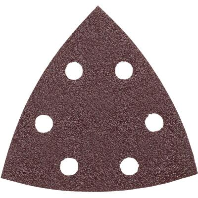 Bosch 60 Grit Triangle Sandpaper (5-Pack)