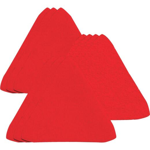 Diablo Assorted Triangle Sandpaper (10-Pack)