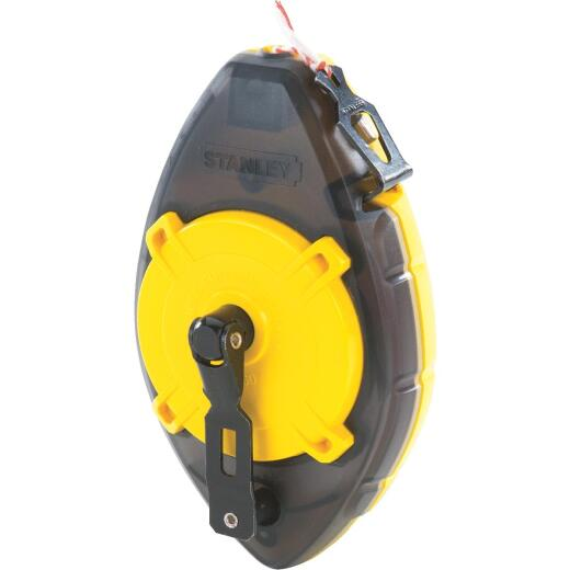 Stanley PowerWinder 100 Ft. Chalk Line Reel