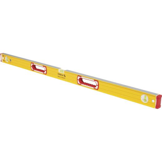 Stabila 48 In. Aluminum Magnetic Heavy-Duty Box Level