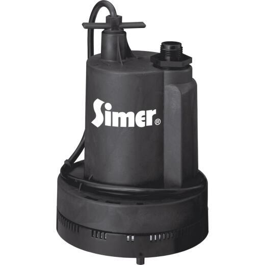 Flotec 1/4 H.P. Submersible Utility Pump