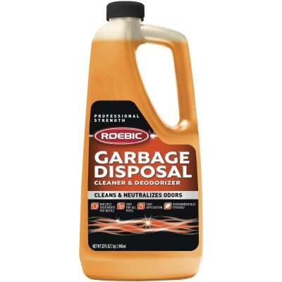 Roebic 32 Oz. Garbage Disposer Cleaner and Deodorizer