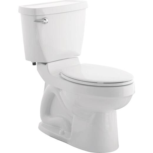 American Standard Champion 4 Right Height White Elongated Bowl 1.28 GPF Toilet