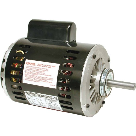 Dial 1 HP 2-Speed Single Inlet Cooler Motor
