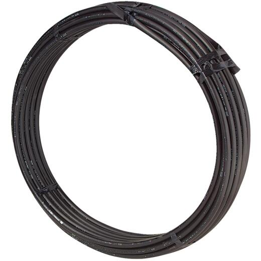 Cresline 1 In. X 100 Ft. Spartan Black Plastic Pipe