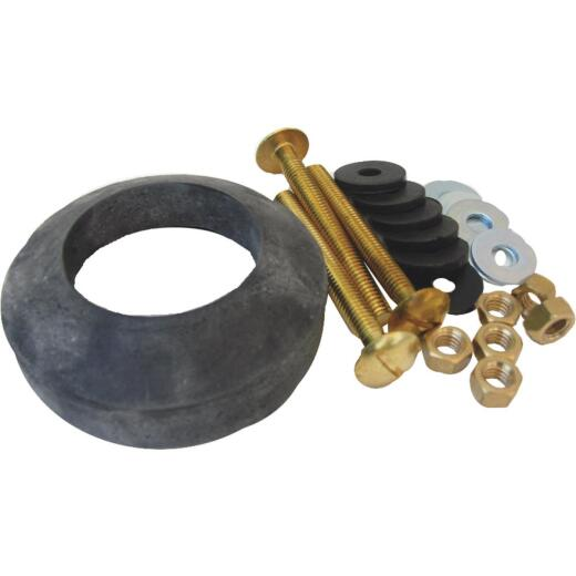 Lasco Norris & Mansfield Tank To Bowl Kit with Gasket