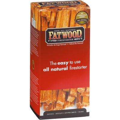 Fatwood 1-1/2 Lb. Fire Starter