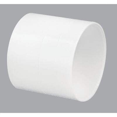 IPEX Canplas SDR 35 6 In. PVC Sewer and Drain Coupling