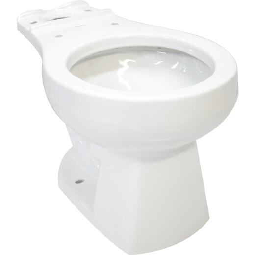 Cato Jazmin White Round 14-13/16 In. Toilet Bowl