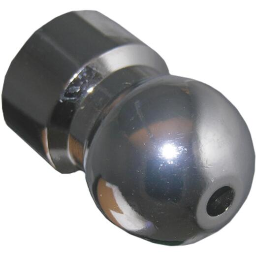 Lasco 1/2 In. Chrome Arm Ball Joint