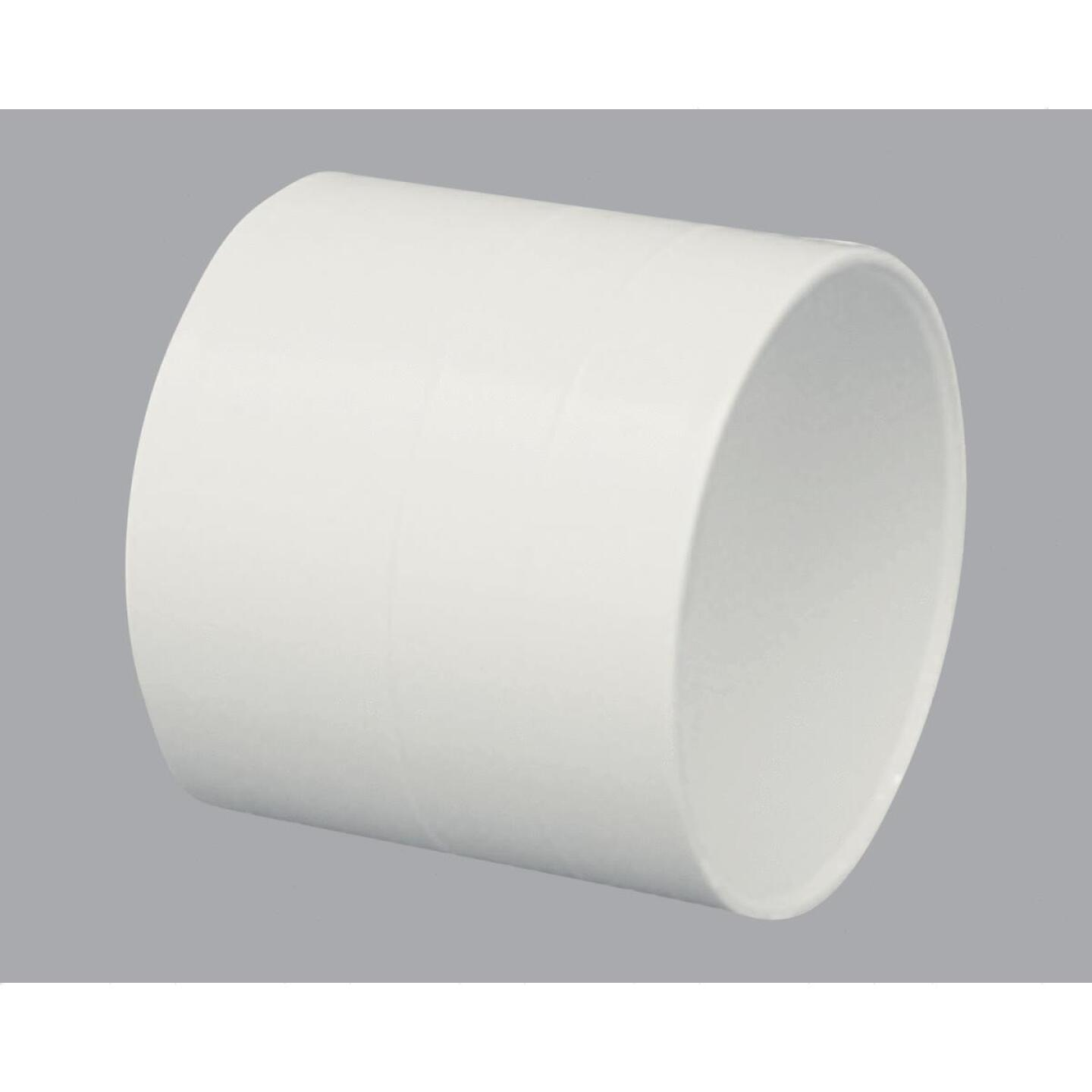 IPEX Canplas SDR 35 4 In. PVC Sewer and Drain Coupling Image 1