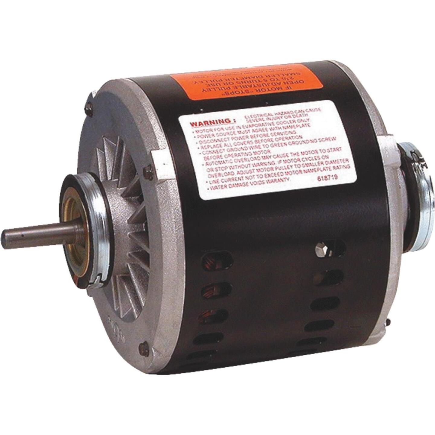 Dial 1/3 HP 2-Speed Residential Replacement Cooler Motor Image 2