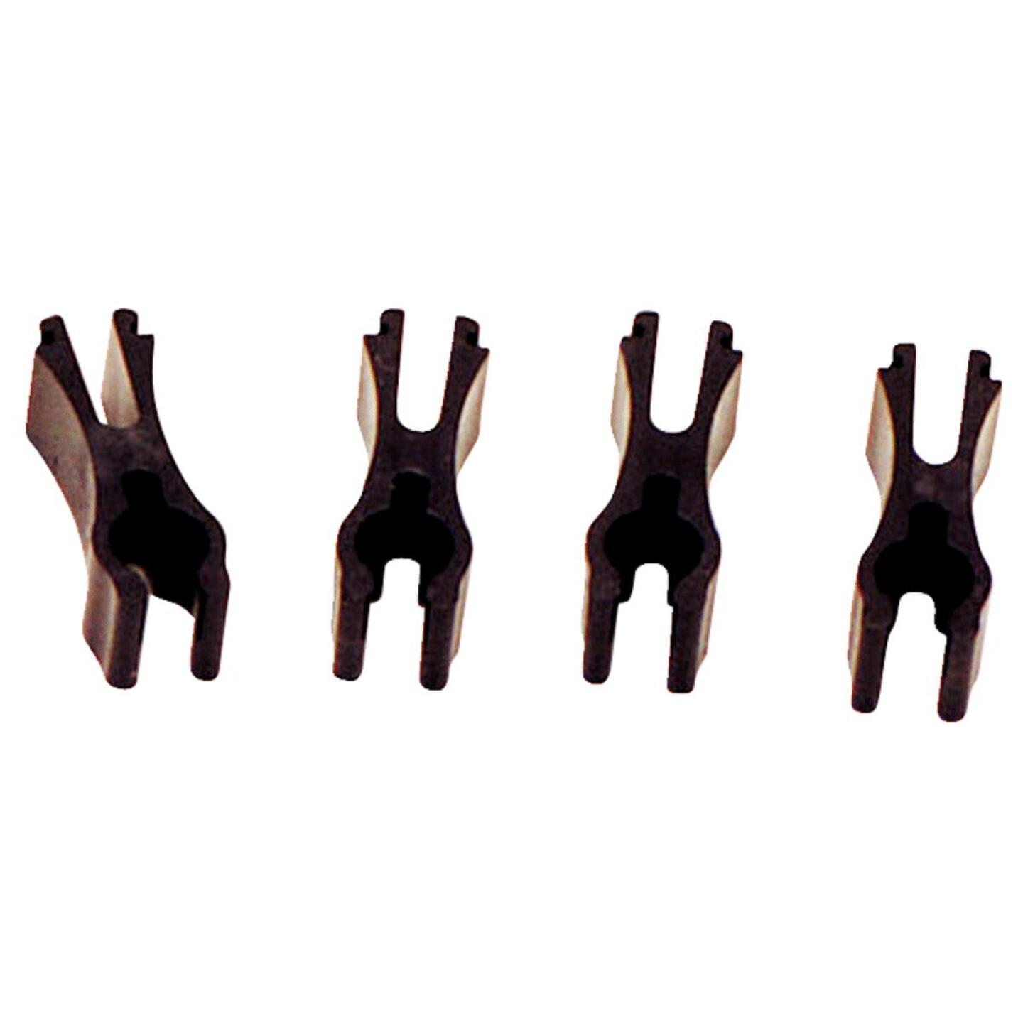 Dial Plastic Tube Retainer Clip for Arctic Circle Coolers (4-Pack)  Image 1